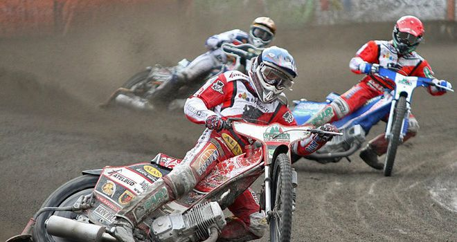 Krzysztof Buczkowski: In for Poland (Fotospeedway.pl)