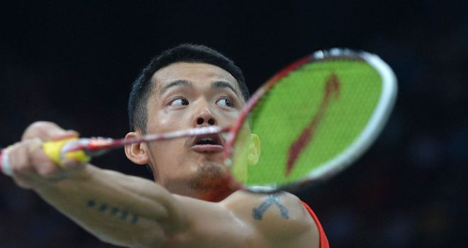 Lin Dan: Successfully defended his Olympic crown with victory over Lee Chong Wei
