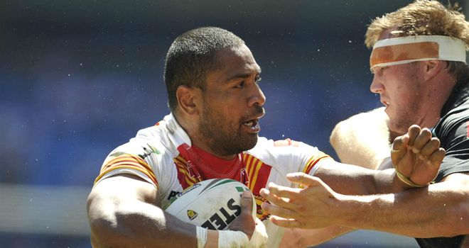 Lopini Paea: Dragons forward signs a new two-year contract