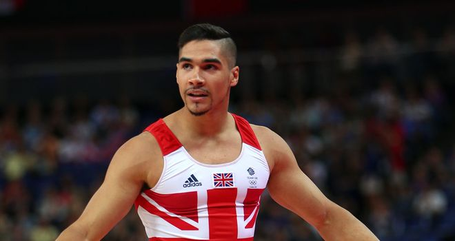 Louis Smith: A proud moment for Team GB gymnast, a double medallist from London 2012