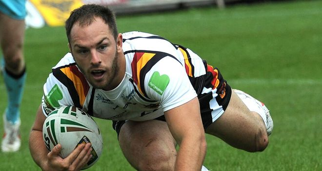 Luke Gale: Returns after compassionate leave for Bradford at the DW Stadium on Firday