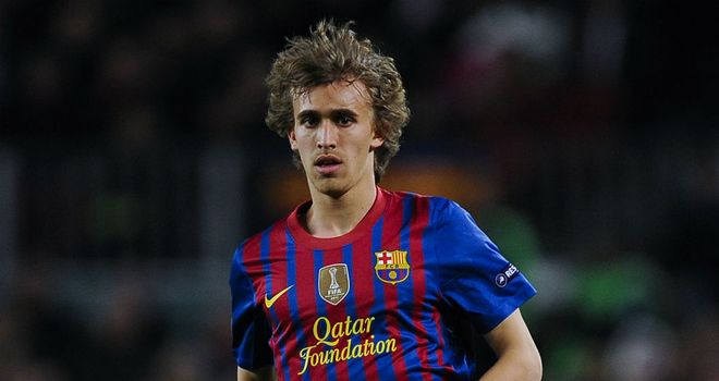 Marc Muniesa: Barcelona defender has signed a four-year deal with Stoke