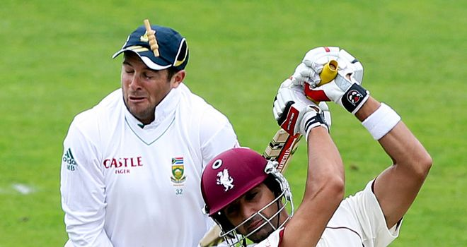 Mark Boucher: Making steady progress from serious eye injury
