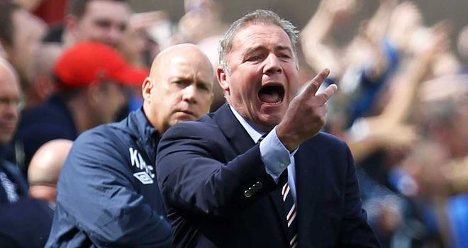 Ally McCoist: Looking at trialists Andre Moritz & Sebastien Faure