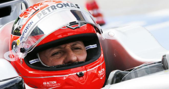 Michael Schumacher: Hoped for a better result