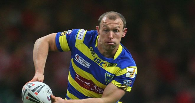 Micky Higham: Keen for Warrington to finish their Super League campaign on a winning note