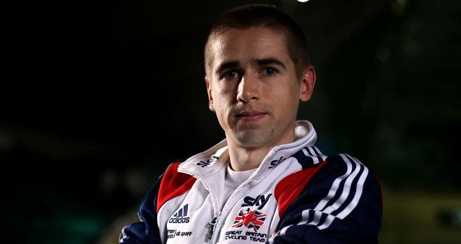 Neil Fachie: Expects to battle fellow Brit Anthony Kappes for gold in the sprint and kilo