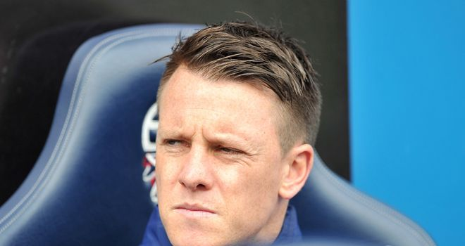 Nicky Shorey: Has re-joined Reading on a free transfer