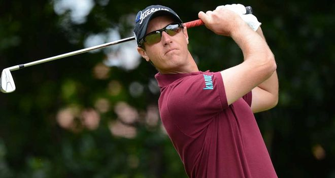 Booming Belgian: Colsaerts' power makes him a shoe-in for the Ryder Cup, says Rob