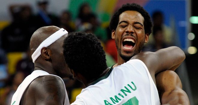 Nigeria will compete at the Olympics for the first time