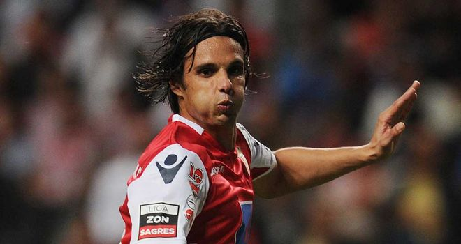 Nuno Gomes: Joined Blackburn Rovers on a two-year deal after passing a medical