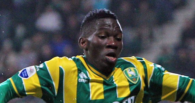 Kenneth Omeruo: Has impressed during his time in Holland