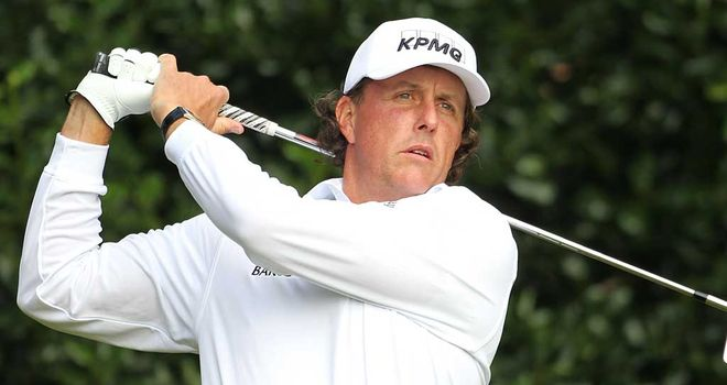 Phil Mickelson: Ryder Cup spot under threat