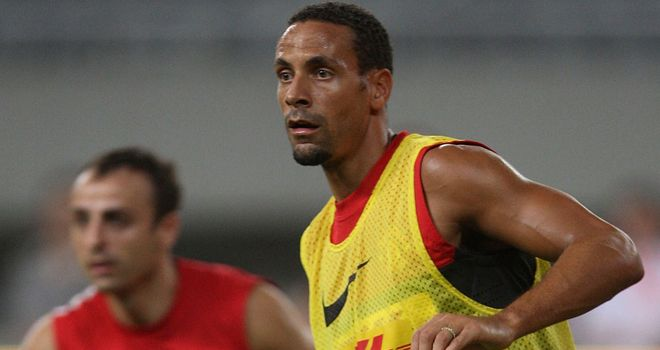 Rio Ferdinand: United defender is awaiting verdict following FA hearing
