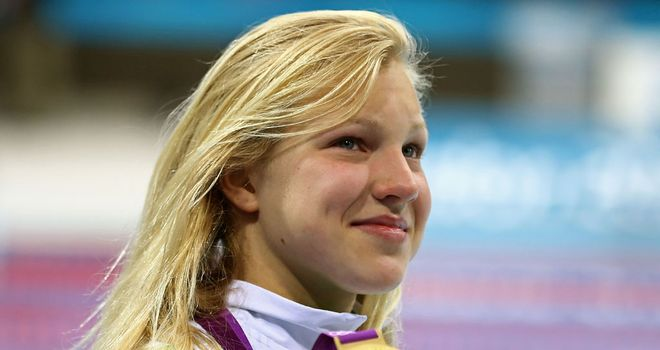 Ruta Meilutyte: Wants swimming to become more popular in her home country