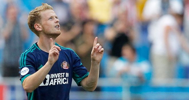 Ryan Noble: Sunderland striker is wanted on loan by Hearts