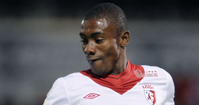 Salomon Kalou: Happy at Lille and expects to stay until 2016