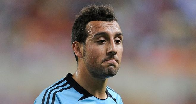Santi Cazorla: Struck for Spain in 5-0 victory over Saudi Arabia