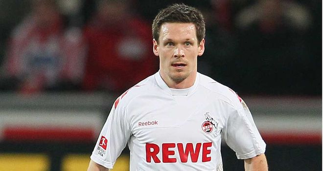 Sascha Riether: Cologne right-back has joined Fulham on a season-long loan deal