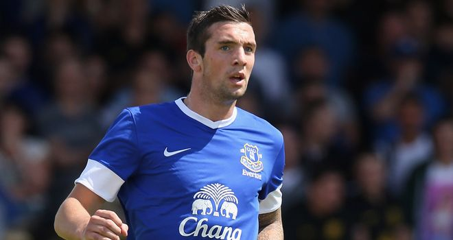 Shane Duffy: Has extended his stay at Everton after signing new contract