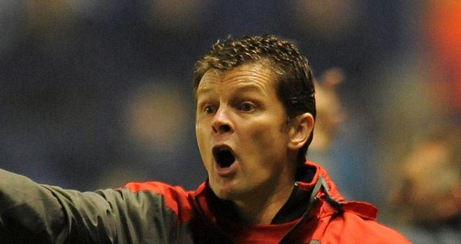 Steve Cotterill: Back in football with QPR