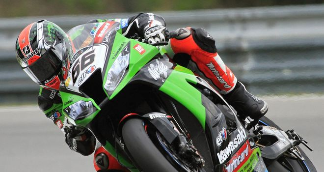 Tom Sykes: second in Brno