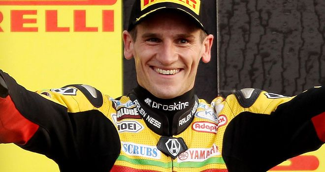 Tommy Hill: Aiming to retain BSB title
