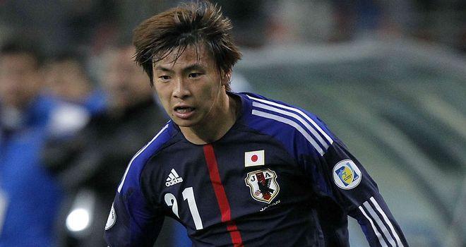 Takashi Inui: Happy to have joined Bundesliga side Eintracht Frankfurt