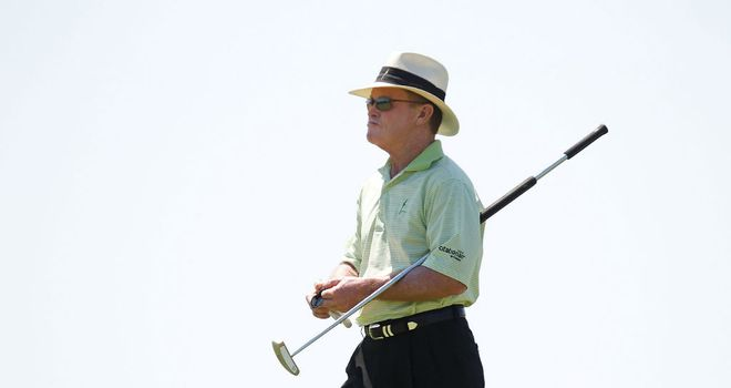 Tom Kite: Matched the lowest nine-hole score of his career