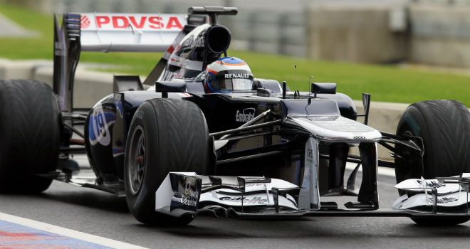Valtteri Bottas: Currently reserve driver with Williams