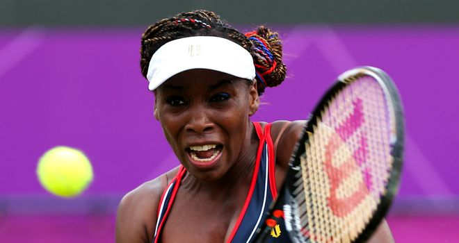 Venus Williams: Winning return at the Luxembourg Open