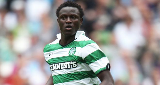 Victor Wanyama: Linked with a move elsewhere but Neil Lennon wants him to stay at Celtic
