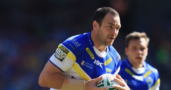Adrian Morley: played at the old Wembley in the last century