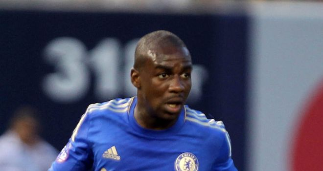 Gael Kakuta: Has joined Vitesse Arnhem on a season-long loan deal from Chelsea