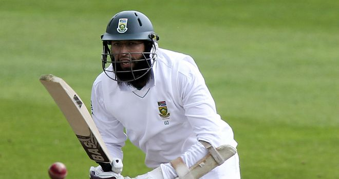 Hashim Amla: Believes it will be an exciting series between the world's two top Test sides