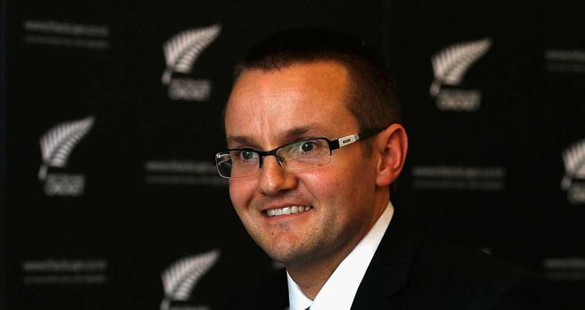 Mike Hesson: Has been confirmed as New Zealand's new head coach