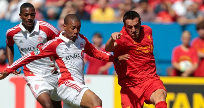 Jose Enrique: Playing further forward under Rodgers