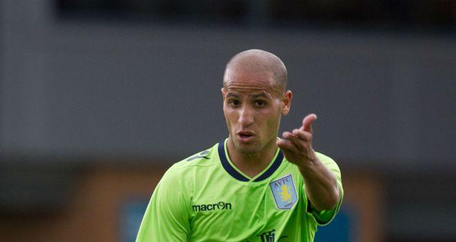 Karim El Ahmadi: Impressed Paul Lambert with his quality in midfield against Burton
