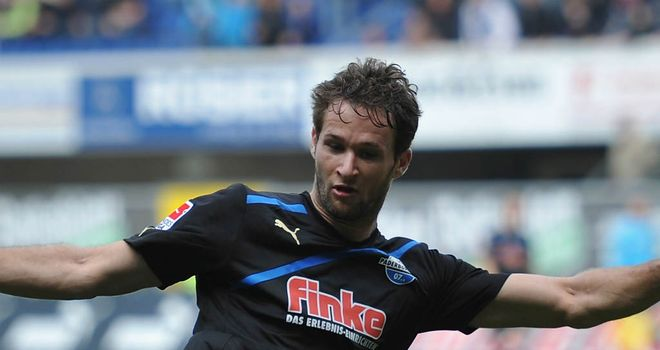 Nick Proschwitz: Paderborn striker is closing in on a move to Hull City after talks with Steve Bruce