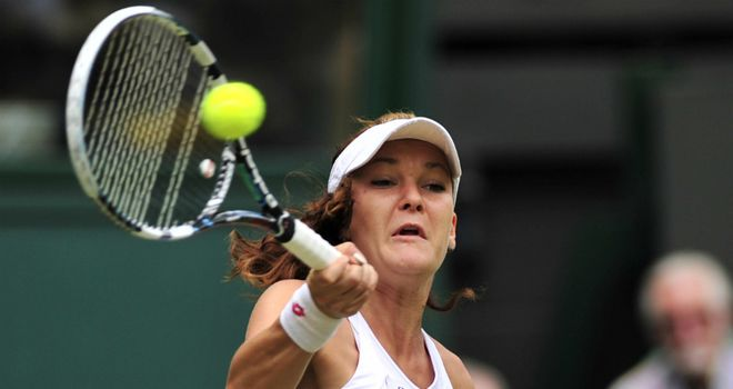 Agnieszka Radwanska: Will play in Saturday's final despite illness