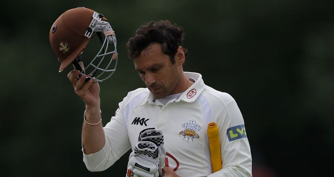 Mark Ramprakash: Surrey batsman has scored 114 first-class hundreds