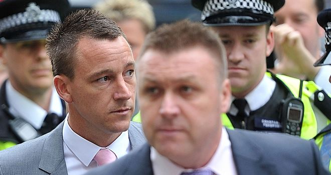 John Terry was acquitted but Blissett believes the FA should act