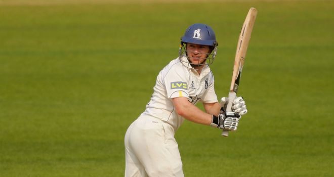Ian Westwood: Warwickshire opener's 83 set tone for successful run chase