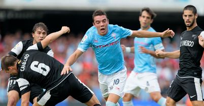 Iago Aspas: Has scored six times for Celta Vigo this season