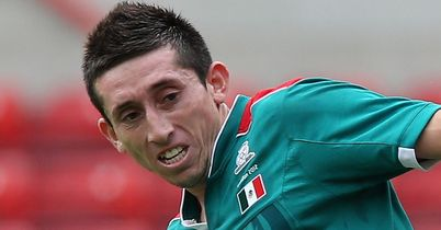 Hector Herrera: Drawing admiring glances from across Europe