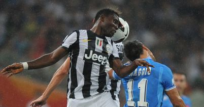 Kwadwo Asamoah: Juventus have agreed to buy the remaining half of his registration
