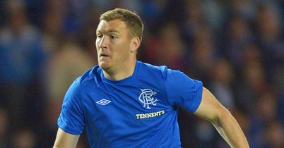 Kevin Kyle: Played eight games for Rangers