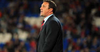 Malky Mackay: Blasted officials after defeat to Bolton