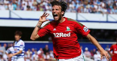 Michu: Delighted to make such an instant impact for Swansea