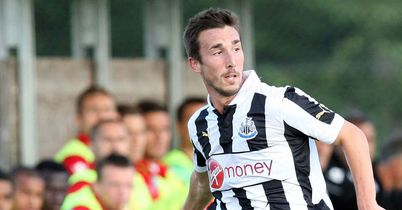 Romain Amalfitano: Newcastle midfielder is joining Dijon on loan